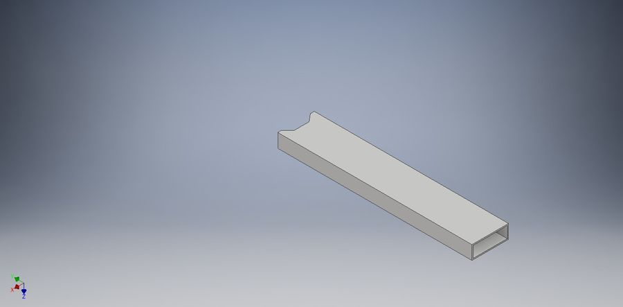 JUUL Body royalty-free 3d model - Preview no. 3