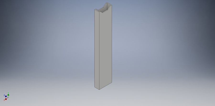 JUUL Body royalty-free 3d model - Preview no. 4