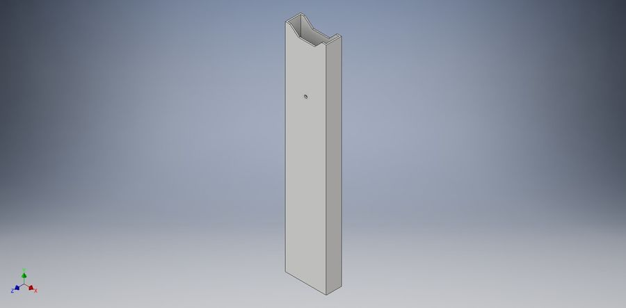 JUUL Body royalty-free 3d model - Preview no. 1