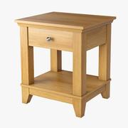 小さいテーブル 3d model