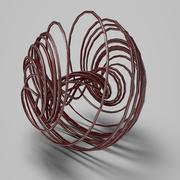 Aizawa Attractor 3d model