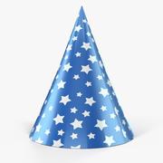 Chapeau de fête 3d model