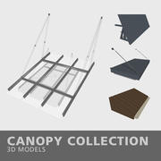 Canopy Collection 3d model