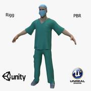 Arzt 3d model