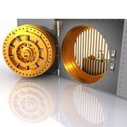 bankvalv 3d model
