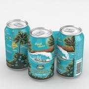 Piwo Kona Big Wave 12 uncji 3d model