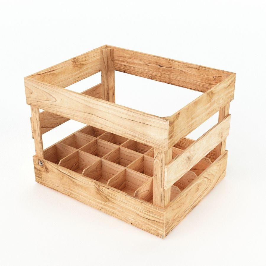 木箱コレクション royalty-free 3d model - Preview no. 6