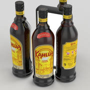 Kahlua Kahve Likörü 700ml 3d model