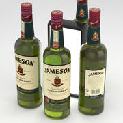 Jameson Irish Whiskey 700ml 3d model