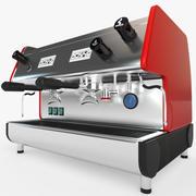 Ekspresy do kawy La Pavoni PUB 2V-R 3d model