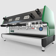 La Pavoni PUB 3V-R 에스프레소 머신 3d model