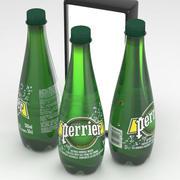 Perrier Water Bottle 500ml 3d model