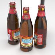 Beer Bottle Kona Longboard 355ml 3d model