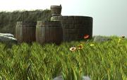 Small Environment Game Assets 3d model