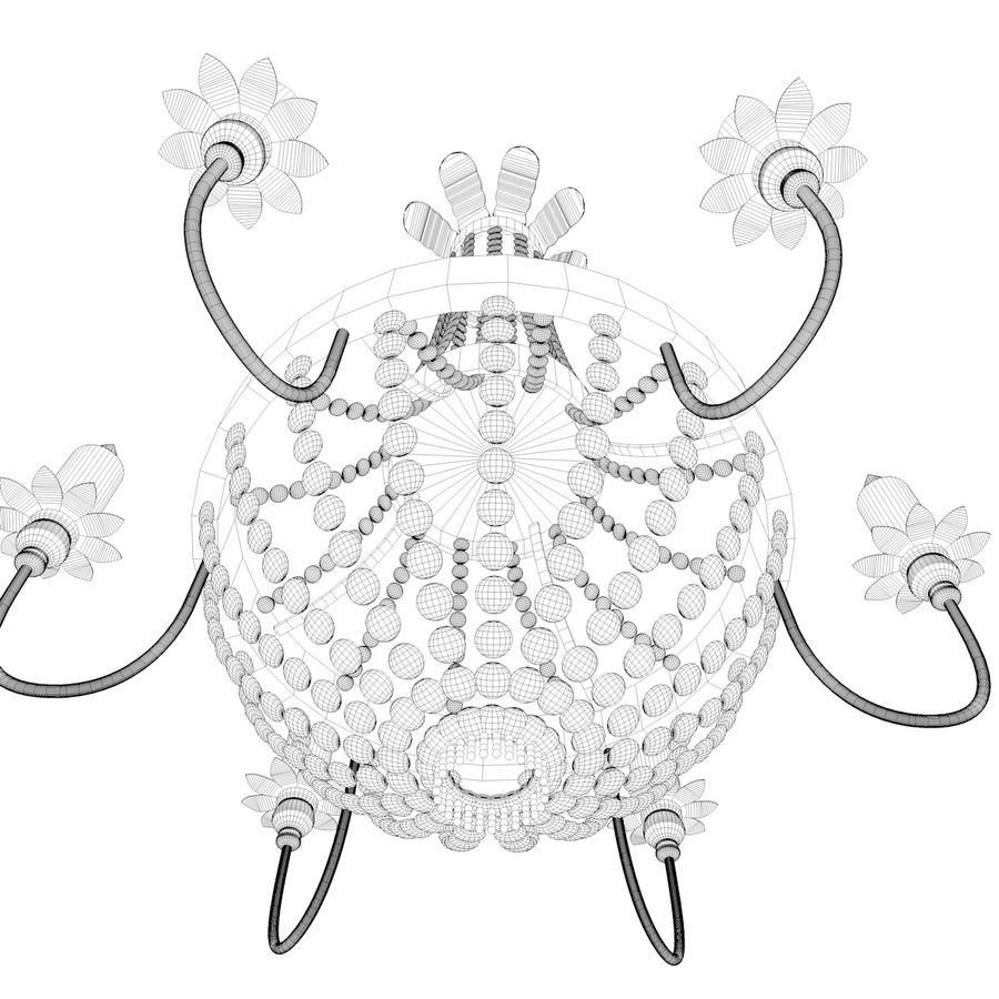 Collection Lustre royalty-free 3d model - Preview no. 44