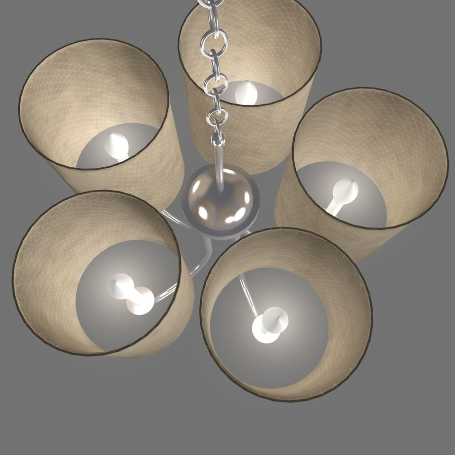 Collection Lustre royalty-free 3d model - Preview no. 17