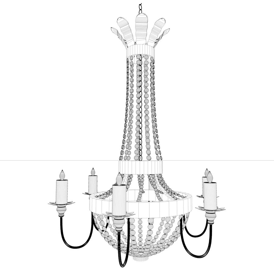 Collection Lustre royalty-free 3d model - Preview no. 43