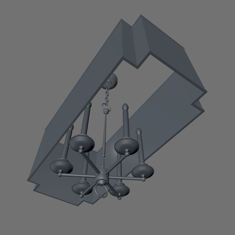 Collection Lustre royalty-free 3d model - Preview no. 22