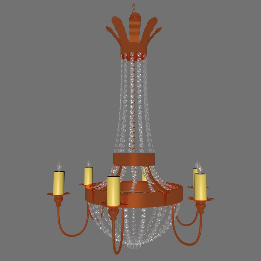 Collection Lustre royalty-free 3d model - Preview no. 39