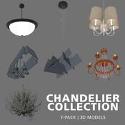 Collection Lustre 3d model