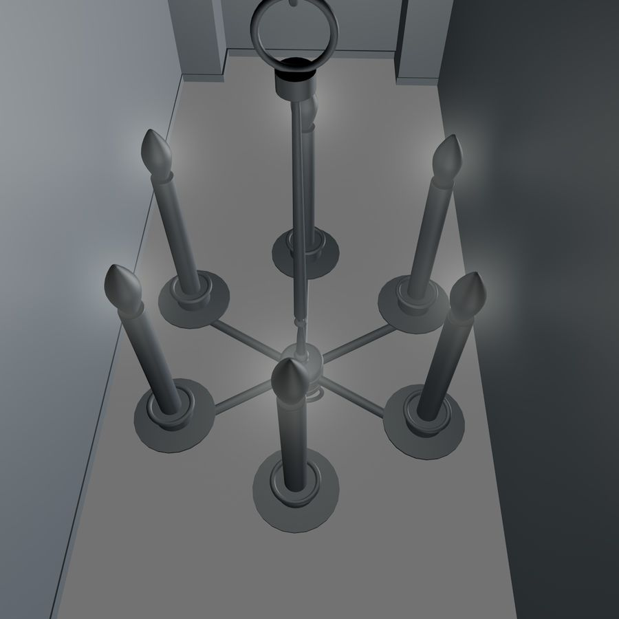 Collection Lustre royalty-free 3d model - Preview no. 25