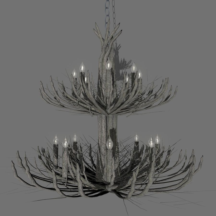 Collection Lustre royalty-free 3d model - Preview no. 47