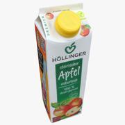 Яблочный сок 3d model