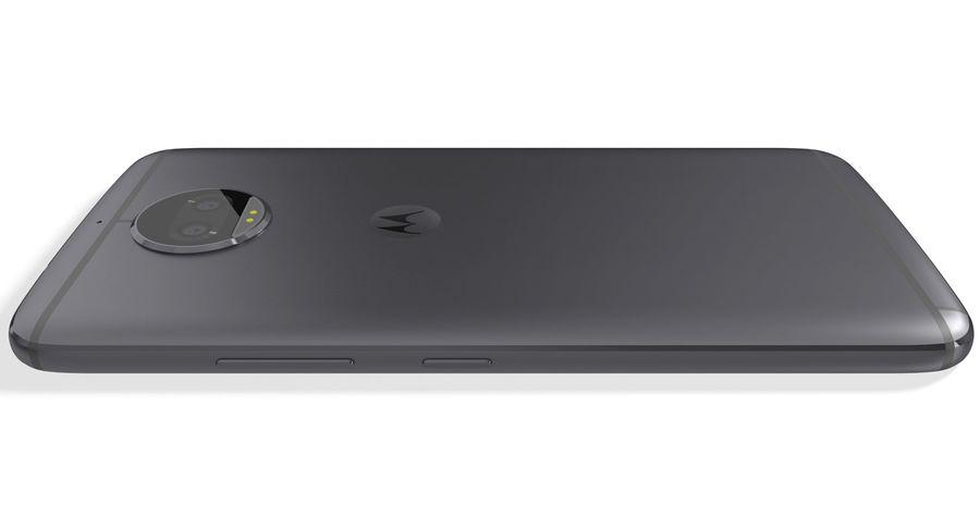 Motorola Moto G5S Plus Gray royalty-free 3d model - Preview no. 12