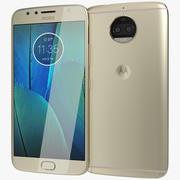Motorola Moto G5S Plus Gold 3d model