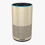 Amazon Echo New - Roble modelo 3d