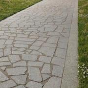 Ścieżka zielonego pasa 05 3d model