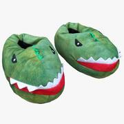 Kids Slippers 3d model