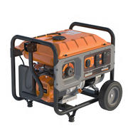 Generador portátil modelo 3d