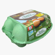 卵入れ02 3d model
