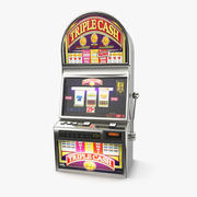 Slot Machine 02 3d model