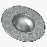 Buckler Shield 3d model