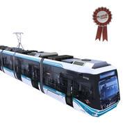 Tram 2 3d model