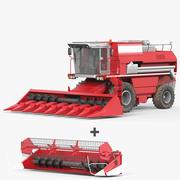 Liga de milho 3d model