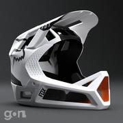 Helmet Downhill 3d model