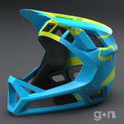 Fox Helmet 3d model