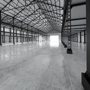 Warehouse 25 3d model