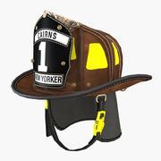 Fireman Cairns Helmet 3d model