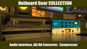 Outboard Gear COLLECTION 3d model