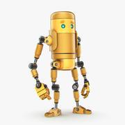 Робот R 3d model