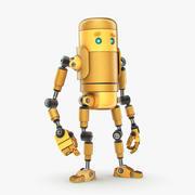 Robot R 3d model