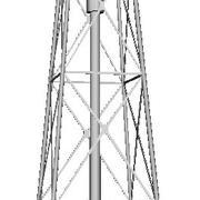 Wieża ciśnień 3d model