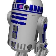 R2 дроид 3d model