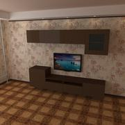 tv mobilya 3d model