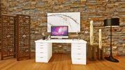 IKEA OFFICE DESK 3d model