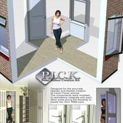 PICK Base (잘난 척) 3d model
